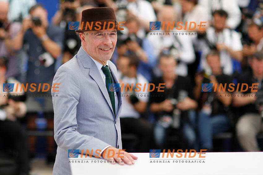 Jacques Audiard <br /> Festival del Cinema di Cannes 2014<br /> Foto Panoramic / Insidefoto