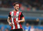Billy Sharp of Sheffield Utd during the championship match at St Andrews Stadium, Birmingham. Picture date 21st April 2018. Picture credit should read: Simon Bellis/Sportimage