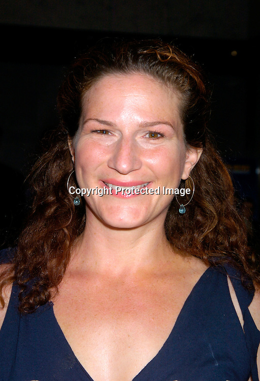 """Ana Gasteyer ..at a special screening of """"Anchorman The Legend of Ron Burgundy on July 7, 2004 at The Musuem of TV and Radio..in New York City. Photo by Robin Platzer, Twin Images"""
