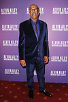 """Choreographer George Faison arrives at the Alvin Ailey American Dance Theater """"Modern American Songbook"""" opening night gala benefit at the New York City Center on November 29, 2017."""