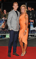 Greg Rutherford and Natalie Lowe at the &quot;Deepwater Horizon&quot; European film premiere, The Empire cinema, Leicester Square, London, England, UK, on Monday 26 September 2016.<br /> CAP/CAN<br /> &copy;CAN/Capital Pictures /MediaPunch ***NORTH AND SOUTH AMERICAS ONLY***