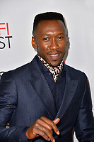 LOS ANGELES, CA. November 09, 2018: Mahershala Ali at the AFI Fest 2018 world premiere of &quot;Green Book&quot; at the TCL Chinese Theatre.<br /> Picture: Paul Smith/Featureflash