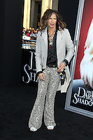 Steven Tyler at the premiere of Warner Bros. Pictures' 'Dark Shadows' at Grauman's Chinese Theatre on May 7, 2012 in Hollywood, California. © mpi26/ MediaPunch Inc.