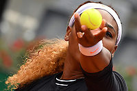 Serena William of United States in action during the match won against Rebecca Peterson of Sweden <br /> Roma 13/05/2019 Foro Italico  <br /> Internazionali BNL D'Italia Italian Open <br /> Foto Andrea Staccioli / Insidefoto