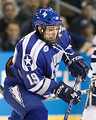 Stephen Carew (Air Force - 19) - The Yale University Bulldogs defeated the Air Force Academy Falcons 2-1 (OT) in their East Regional Semi-Final matchup on Friday, March 25, 2011, at Webster Bank Arena at Harbor Yard in Bridgeport, Connecticut.