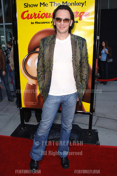 Actor STEVE VALENTINE at the world premiere, in Hollywood, of the animated movie Curious George..January 28, 2006  Los Angeles, CA.© 2006 Paul Smith / Featureflash