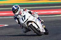 John MCPHEE of Great Britain and British Talent Team  rides during free practice for the Moto3 of Catalunya at Circuit de Catalunya on June 10, 2017 in Montmelo, Spain.(ALTERPHOTOS/Rodrigo Jimenez) (NortePhoto.com) (NortePhoto.com)