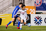 Koji Miyoshi of Kawasaki Frontale (JPN) in action during the AFC Champions League 2017 Group G match between Eastern SC (HKG) and Kawasaki Frontale (JPN) at the Mongkok Stadium on 01 March 2017 in Hong Kong, China. Photo by Chris Wong / Power Sport Images
