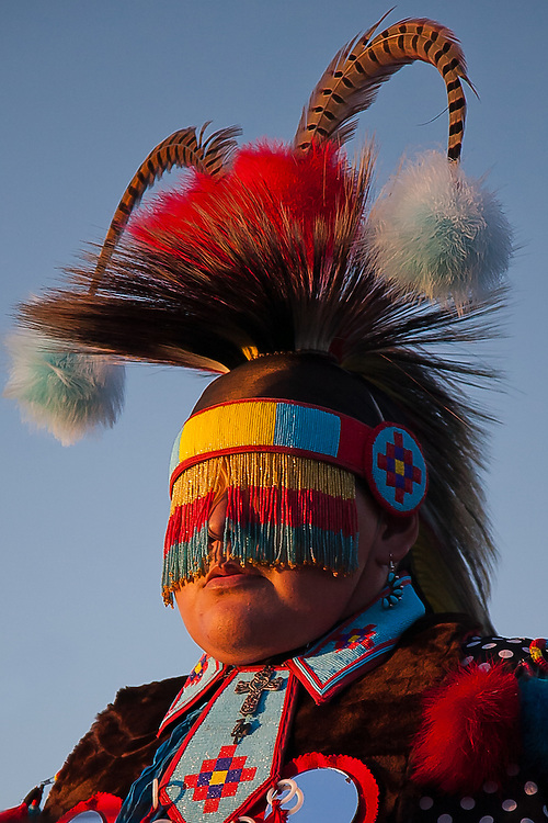Powwow Portraits - Adult