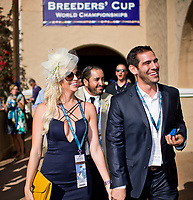 DEL MAR, CA - NOVEMBER 04: scenes from Day 2 of the 2017 Breeders' Cup World Championships at Del Mar Racing Club on November 4, 2017 in Del Mar, California. (Photo by Scott Serio/Eclipse Sportswire/Breeders Cup)