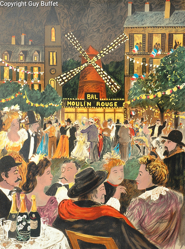 """Moulin Rouge""<br />