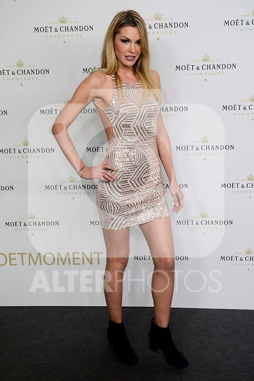 "Tanja La Croix attends to the Moet & Chandom party ""New Year's Eve"" at Florida Retiro in Madrid, Spain. November 29, 2016. (ALTERPHOTOS/BorjaB.Hojas)"