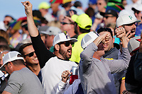 Fans on 16th hole during the second round of the Waste Management Phoenix Open, TPC Scottsdale, Phoenix, USA. 30/01/2020<br /> Picture: Golffile | Phil INGLIS<br /> <br /> <br /> All photo usage must carry mandatory copyright credit (© Golffile | Phil Inglis)