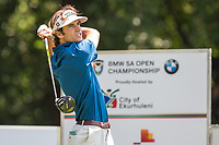 Pedro Oriol (ESP) during the 2nd round of the BMW SA Open hosted by the City of Ekurhulemi, Gauteng, South Africa. 12/01/2017<br /> Picture: Golffile | Tyrone Winfield<br /> <br /> <br /> All photo usage must carry mandatory copyright credit (&copy; Golffile | Tyrone Winfield)
