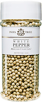 India Tree White Pepper, India Tree Peppercorns