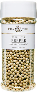 10105 White Pepper, Tall Jar 5 oz, India Tree Storefront