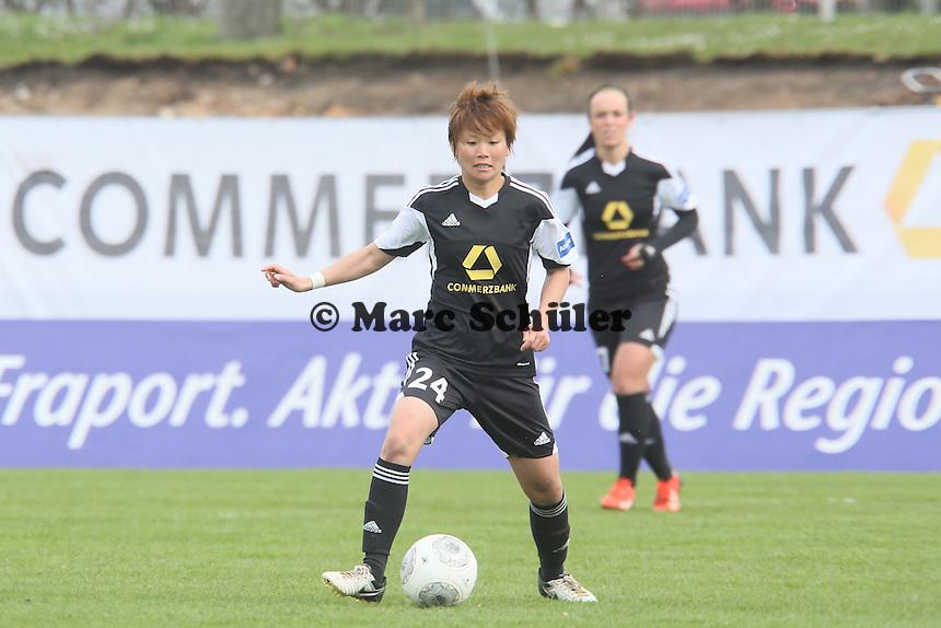 Asuna Tanaka (FFC) - 1. FFC Frankfurt vs. BV Cloppenburg