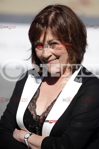"Actress Carmen Maura posses during the presentation of ""Las brujas de Zugarramurdi"" in the 61 San Sebastian Film Festival, in San Sebastian, Spain. September 22, 2013. (ALTERPHOTOS/Victor Blanco) /NortePhoto"