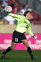 The New York Power were defeated by the Washington Spirit 2-0 on April 19, 2003 at Mitchel Athletic Complex, Uniondale, NY.