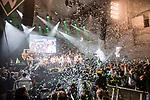 07.02.2019, Alte Werft, Bremen, GER, 1.FBL, 120 Jahre SV Werder Bremen - 120 Jahre Lauter - das Konzert<br /> <br /> im Bild<br /> Alle Künstler auf der Bühne, Abschluss, <br /> <br /> Der Fussballverein SV Werder Bremen feiert sein 120-jähriges Bestehen. In der Alten Werft Bremen findet anläßlich des Jubiläums ein Konzert für Fans statt. <br /> <br /> Foto © nordphoto / Ewert