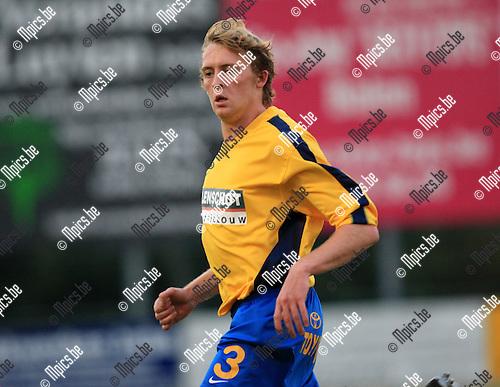 2010-09-18 / Voetbal / seizoen 2010-2011 / Verbroedering Balen - VC Herentals / .Gijs Bouwens..Foto: Mpics