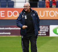 John Still leaves Luton Town by mutual content at Kenilworth Road, Luton, England on 17 December 2015. Photo by Liam Smith.