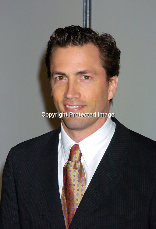 Andrew Shue ..at the Do Something Brick Awards on April 8, 2004 at the ..Metropolitan Pavillion...Photo by Robin Platzer, Twin Images