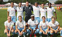 Chicago Red Stars Starting eleven.   Sky Blue FC defeated the Chicago Red Stars 1-0 on Sunday, July 19, 2009.