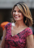 Savannah Guthrie, 2013, Photo By John Barrett/PHOTOlink