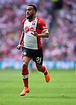 Ryan Bertrand of Southampton during the FA cup semi-final match at Wembley Stadium, London. Picture date 22nd April, 2018. Picture credit should read: Robin Parker/Sportimage