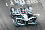 Mitch Evans of New Zealand from Panasonic Jaguar Racing on track at the Formula E Non-Qualifying Practice 3 during the FIA Formula E Hong Kong E-Prix Round 2 at the Central Harbourfront Circuit on 03 December 2017 in Hong Kong, Hong Kong. Photo by Victor Fraile / Power Sport Images