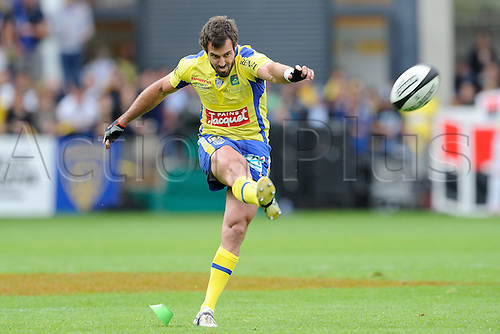 10.05.2014. Clermont-Ferrand, Auvergne, France. Top 14 Rugby Union. Clermont Ferrand versus Castres .   (clermont) vs  (castres)