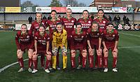 Beker van Belgie Vrouwen <br /> 1/2 finale : SV Zulte Waregem - AA Gent Ladies :<br /> Team van Zulte Waregem<br /> <br /> Foto VDB / Bart Vandenbroucke