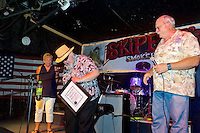 EUS-  Hall of Fame Induction of Bryan Lee at Skipper's Smokehouse, Lutz FL 8 16