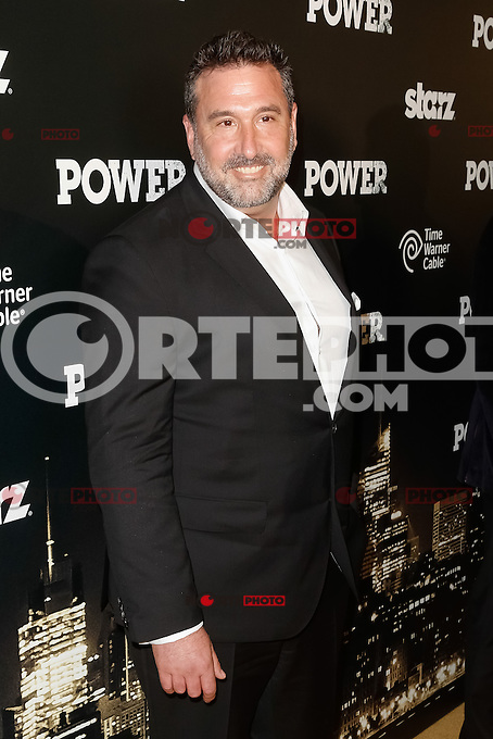 New York, NY -  June 2 : Executive Producer David Knoller attends the Power Premiere held at the Highline Ballroom on June 2, 2014 in New York City. Photo by Brent N. Clarke / Starlitepics