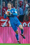 06.10.2018, Allianz Arena, Muenchen, GER, 1.FBL,  FC Bayern Muenchen vs. Borussia Moenchengladbach, DFL regulations prohibit any use of photographs as image sequences and/or quasi-video, im Bild Manuel Neuer (FCB #1) <br /> <br />  Foto &copy; nordphoto / Straubmeier