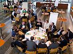 UTRECHT - Workshops. Hockeycongres bij de Rabobank in Utrecht. FOTO KOEN SUYK