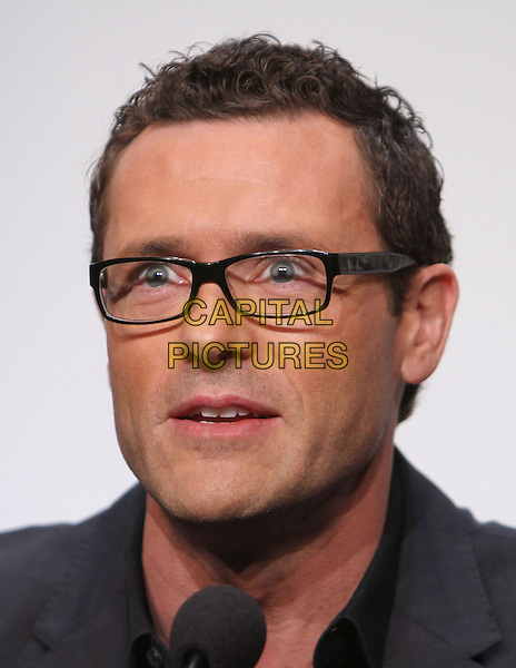 Jason O'Mara.People's Choice Awards 2013 Nomination Announcements Held At The Paley Center for Media, Beverly Hills, California, USA, .15th November 2012..portrait headshot glasses microphone .CAP/ADM/KB.©Kevan Brooks/AdMedia/Capital Pictures.