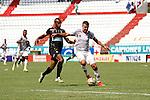 Once Caldas y Envigado igualaron 1-1 en el Palogrande de Manizalez, por la fecha 14 de la Liga Àguila 2015 II.