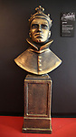 The Olivier Award at Curtain Up: Celebrating the Last 40 Years of Theatre in New York and London Exhibition on June 14, 2017 at the New York Public Library for the Performing Arts at Lincoln Center.