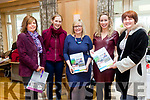 At the HR seminar on Employment Law in Ballygarry House Hotel on Tuesday were Breda Nolan, Joanne Riordan, Irish MoneyPenny, Lisa O'Carroll, Kerry Local Enterprise Office, Fiona Leahy, Kerry Local Enterprise Office,and Breda Quirke