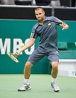 12-02-13, Tennis, Rotterdam, ABNAMROWTT, Mikhail Youzhny,