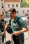 04.07.2019, Posthotel, Zell am Ziller, AUT, TL Werder Bremen - Posthotel Ankunft Tag 00<br /> <br /> im Bild / picture shows <br /> <br /> Ilia Gruev (Co-Trainer SV Werder Bremen)<br /> Foto © nordphoto / Kokenge