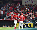 MLB: Los Angeles Angels Shohei Ohtani hits a home run against Chicago White Sox
