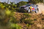 8th June 2017, Alghero, West Coast of Sardinia, Italy; WRC Rally of Sardina;  Ogier