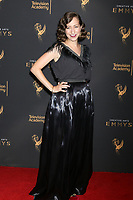 LOS ANGELES - SEP 9:  Kristen Schaal at the 2017 Creative Emmy Awards Press Room at the Microsoft Theater on September 9, 2017 in Los Angeles, CA
