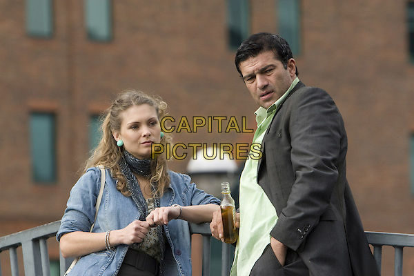 MyANNA BURING & TAMER HASSAN.in City Rats.*Filmstill - Editorial Use Only*.CAP/PLF.Supplied by Capital Pictures.