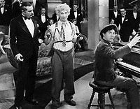 Animal Crackers (1930)<br /> Chico Marx, Harpo Marx &amp; Louis Sorin<br /> *Filmstill - Editorial Use Only*<br /> CAP/KFS<br /> Image supplied by Capital Pictures