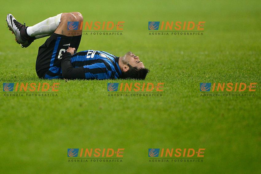 Eder Inter<br /> Milano 31-01-2016 Stadio Giuseppe Meazza - Football Calcio Serie A Milan - Inter. Foto Giuseppe Celeste / Insidefoto