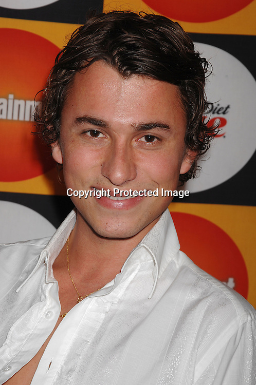 Esteban Cortazar..arriving at The Entertainment Weekly celebration of ..EW 100: The Ultimate Must List Issue on June 21, 2007 ..at Gotham Hall in New York. ..Robin Platzer, Twin Images....212-935-0770